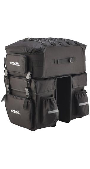 Red Cycling Products Grand Touring Bag Gepäckträgertasche schwarz